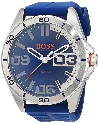 e2f0d6412 Amazon.com: HUGO BOSS ORANGE Mens Berlin Watch, 1513286: Boss Orange:  Watches
