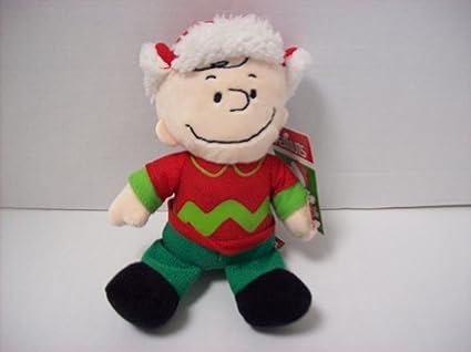 peanuts charlie brown musical christmas plush - Christmas Plush Toys