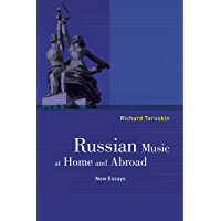 Russian Music at Home and Abroad: New Essays book cover