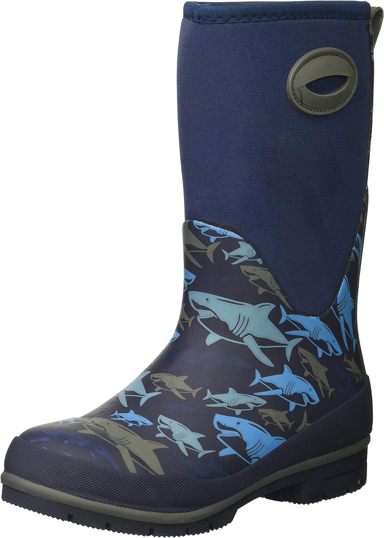 The Best Okiwear Boys Shark Rain Boots