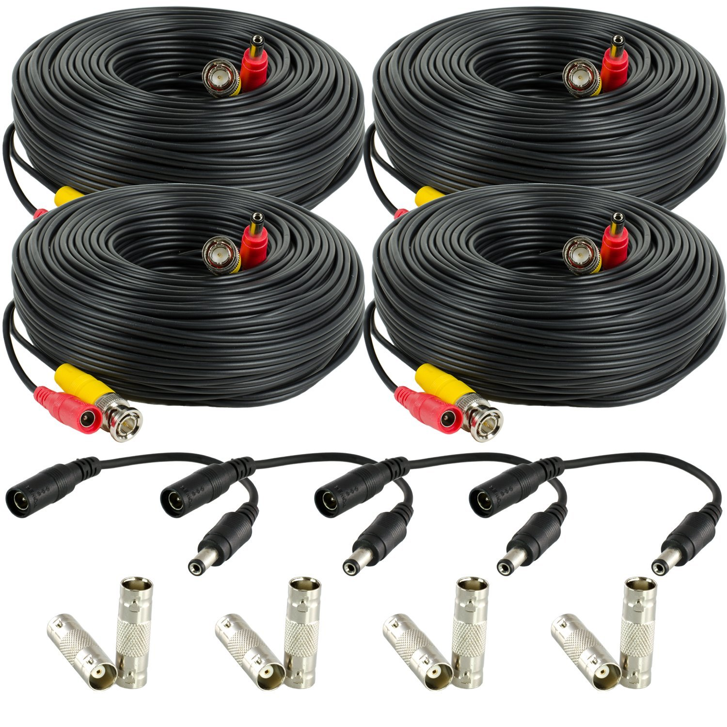 Best Rated In Surveillance Camera Cables Amp Helpful