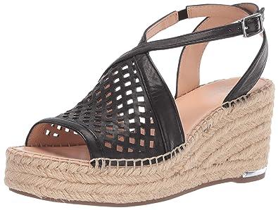 257a9b520e6 Amazon.com  Franco Sarto Women s Celestial Espadrille Wedge Sandal ...