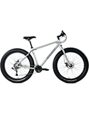 """Aluminum Fat Bikes with Powerful Disc Brakes Gravity Monster Mens Fat Tire Bicycle 26"""" x 4"""""""