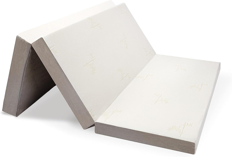 Milliard Tri Folding Memory Foam Mattress