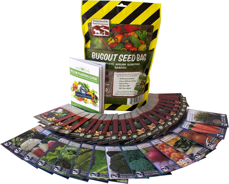 non-gmo-survival-seeds-for-gardens