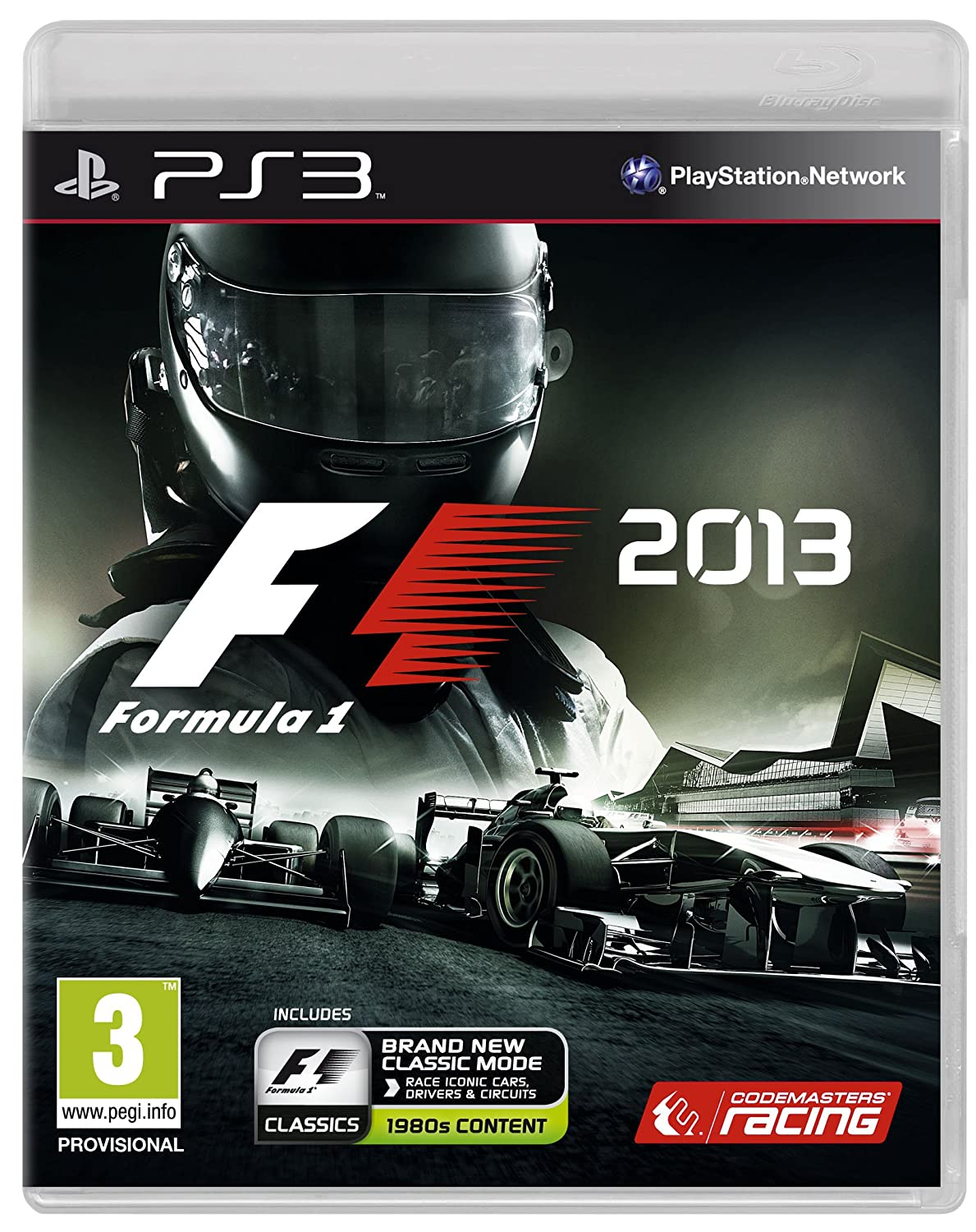 F1 2013 (PS3): Amazon co uk: PC & Video Games