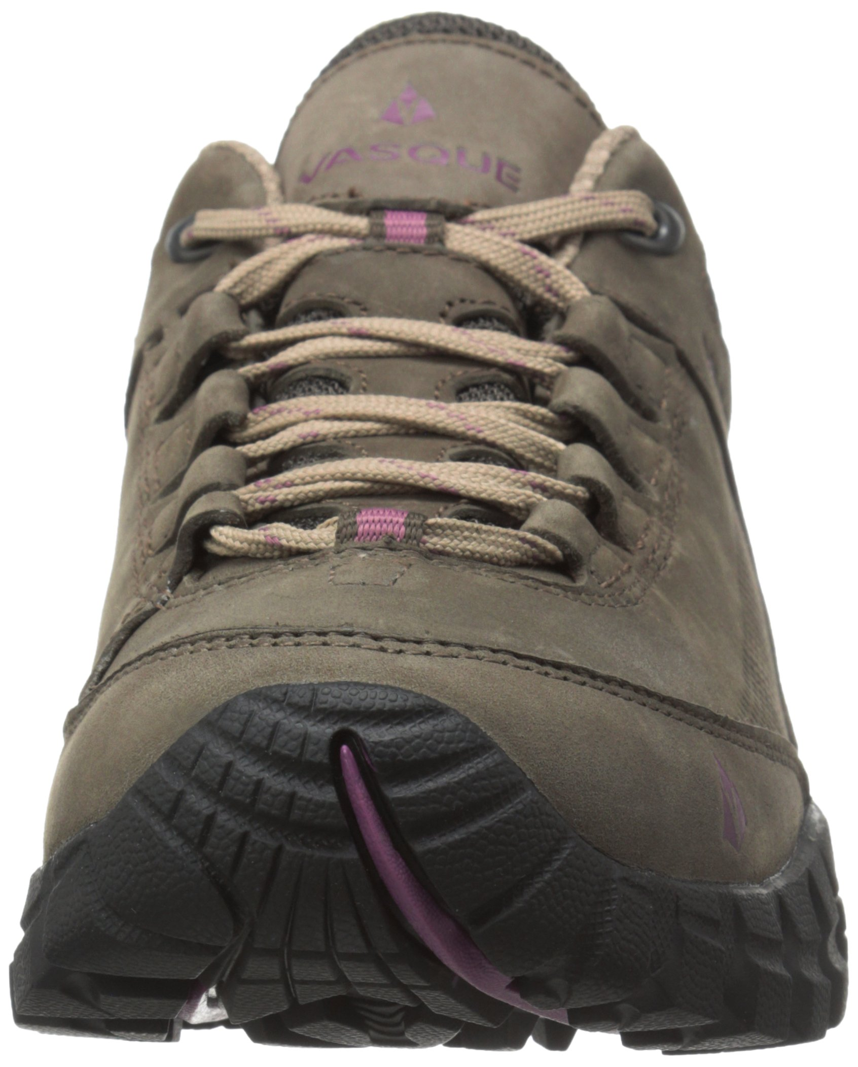 Vasque Women's Talus Trek Low UltraDry Hiking Shoe, Black Olive/Damson, 8.5 M US by Vasque (Image #4)
