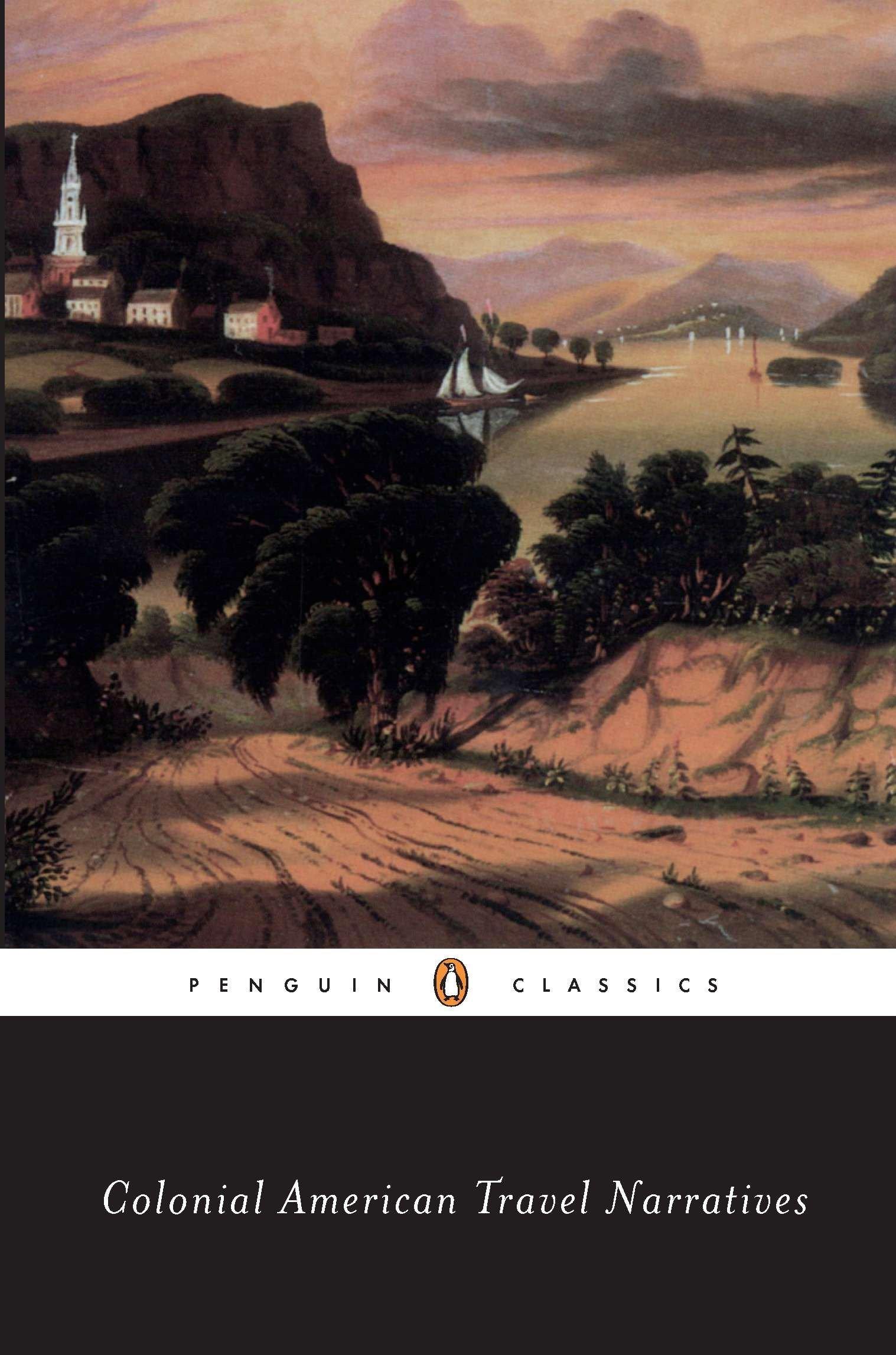 colonial american travel narratives
