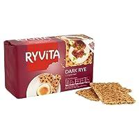 Ryvita Dark Rye Crispbread, 250 g