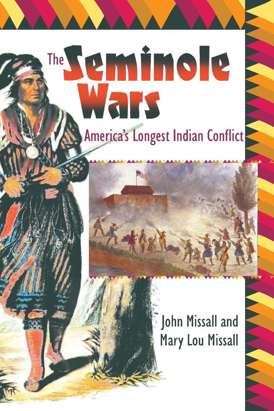 Download The Seminole Wars: America's Longest Indian Conflict (Florida History and Culture) PDF