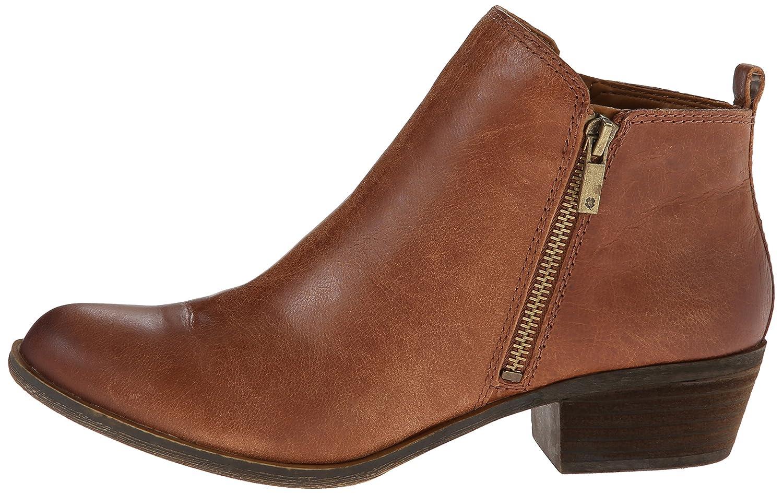 Lucky Brand Women's Basel Boot B00JLZ7WZG 7 B(M) US|Toffee