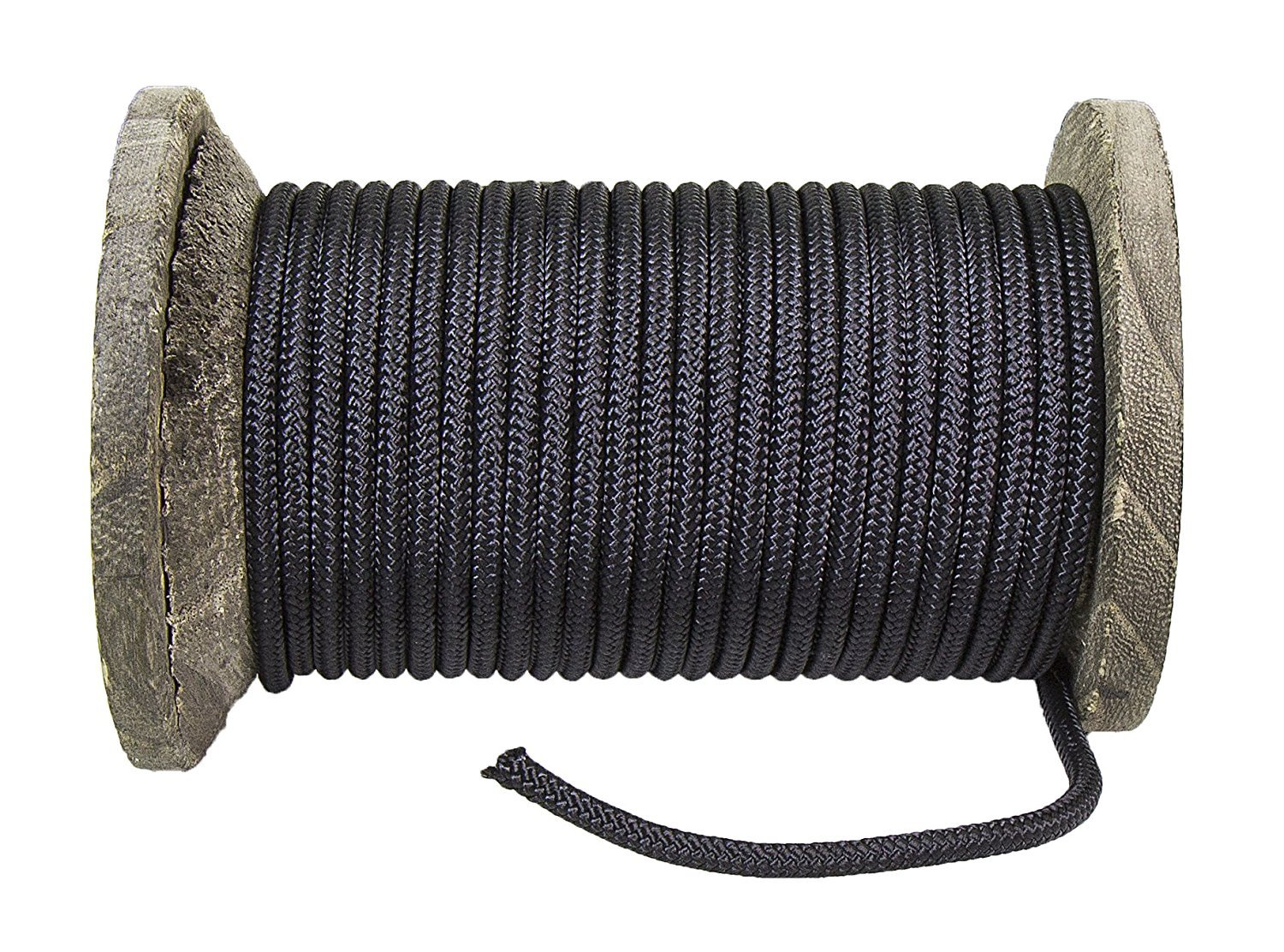 Ravenox Premium Polyester Accessory Cord Campers and Nautical Fishing Hunting Outdoor Rope for Camping Accessories Camping Essentials for Cargo Tie-Downs Boating Polyester Rope and Cord