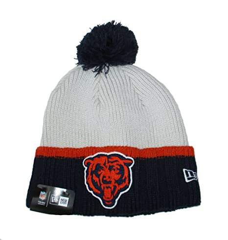 Image Unavailable. Image not available for. Color  Chicago Bears New Era  Knit Cuff Beanie ... df3392e9fc5