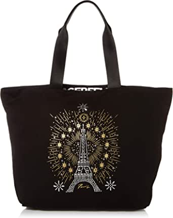Karl Lagerfeld Paris womens Amour Monogram Novelty Tote