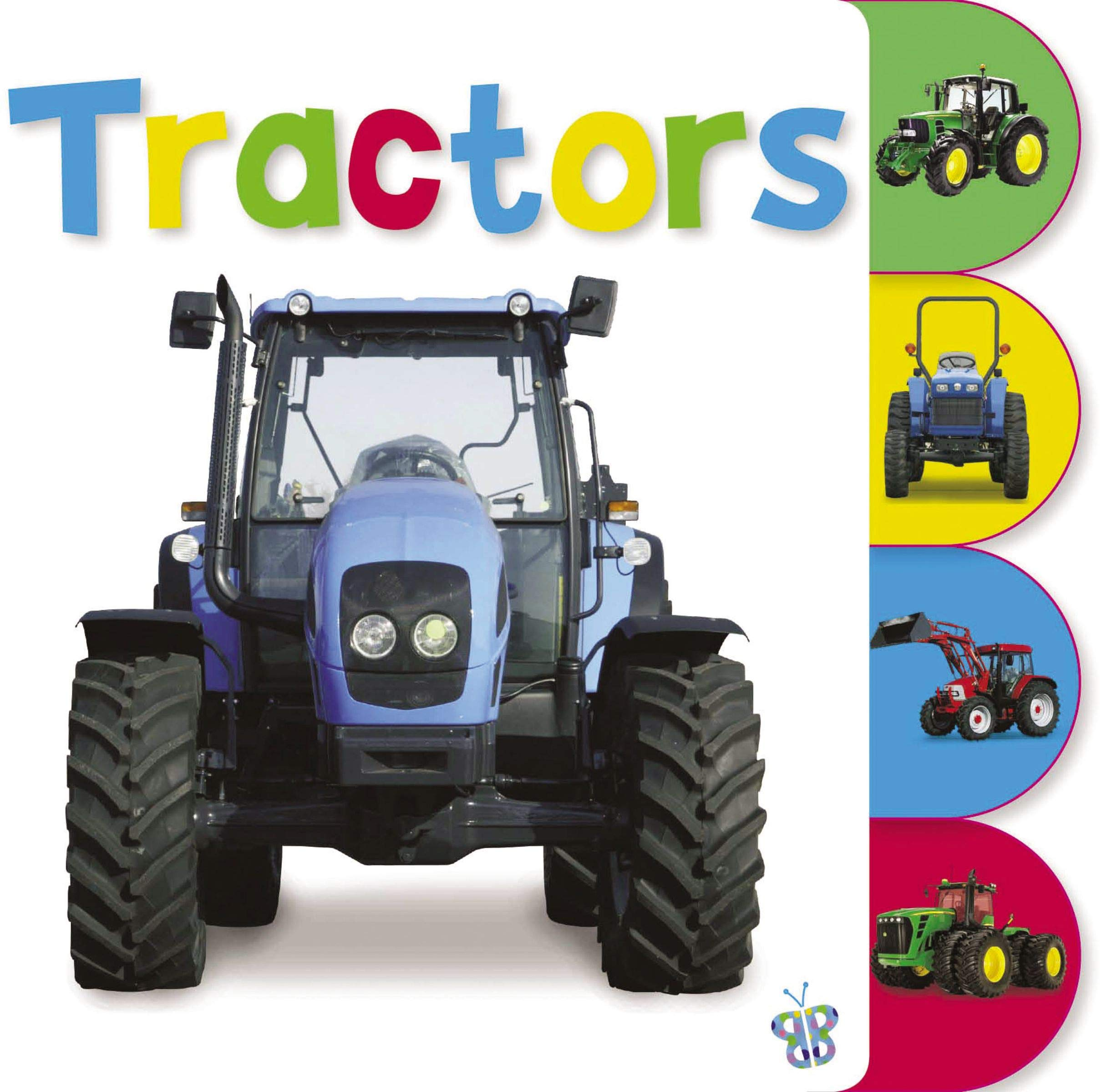 Tractors (Busy Baby)