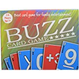 Brio Gaming Buzz Playing Card Game