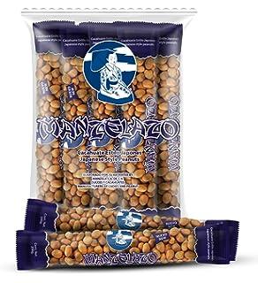Manzela Japanese Style Peanuts 10 count 6.35oz. each / Cacahuates Estilo Japonés 10pz de