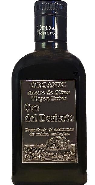 Amazon.com: Orgánico Aceite de Oliva Virgen Extra 250 ml ...