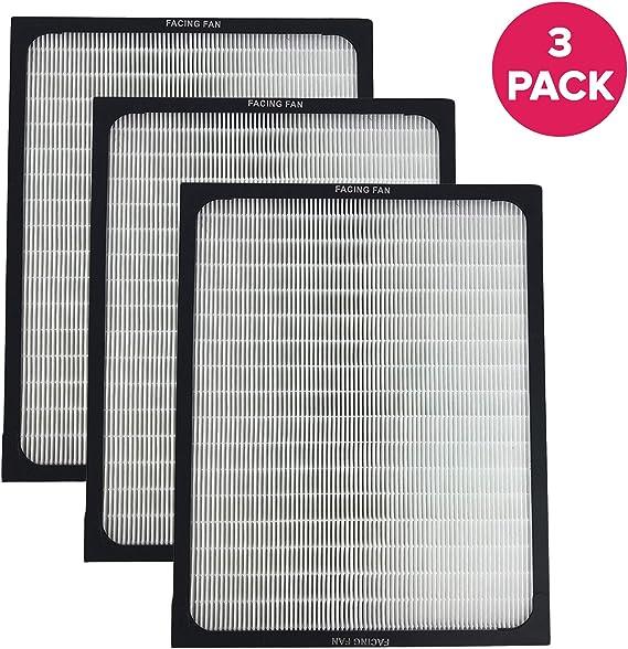3 filtros para todo tipo de purificador de aire Blueair 200 y 300 ...