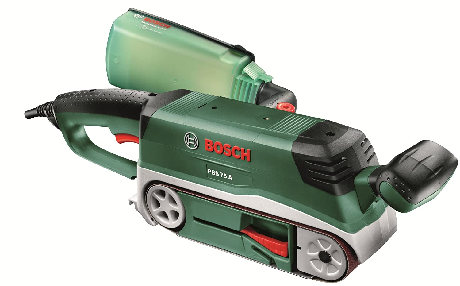 Bosch PBS 75 A Belt Sander 06032A1070