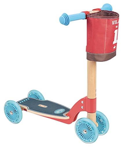Amazon.com: Vilac Vilac1130 Wooden Scooter: Toys & Games