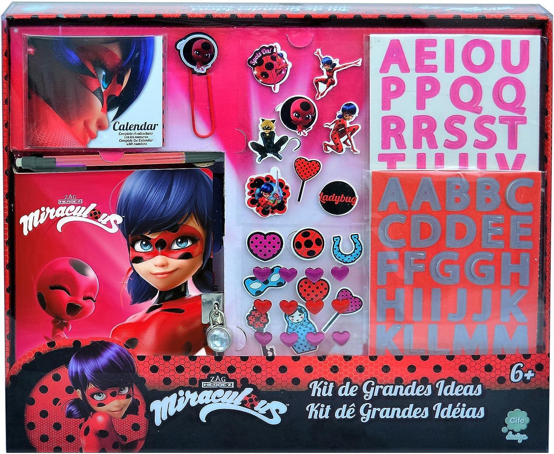Prodigiosa: Las aventuras de Ladybug - Kit Grandes Ideas (Cife ...