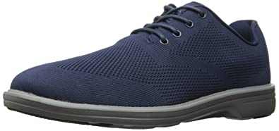 Skechers USA Men's Walson Dolen Oxford,Navy,6.5 ...
