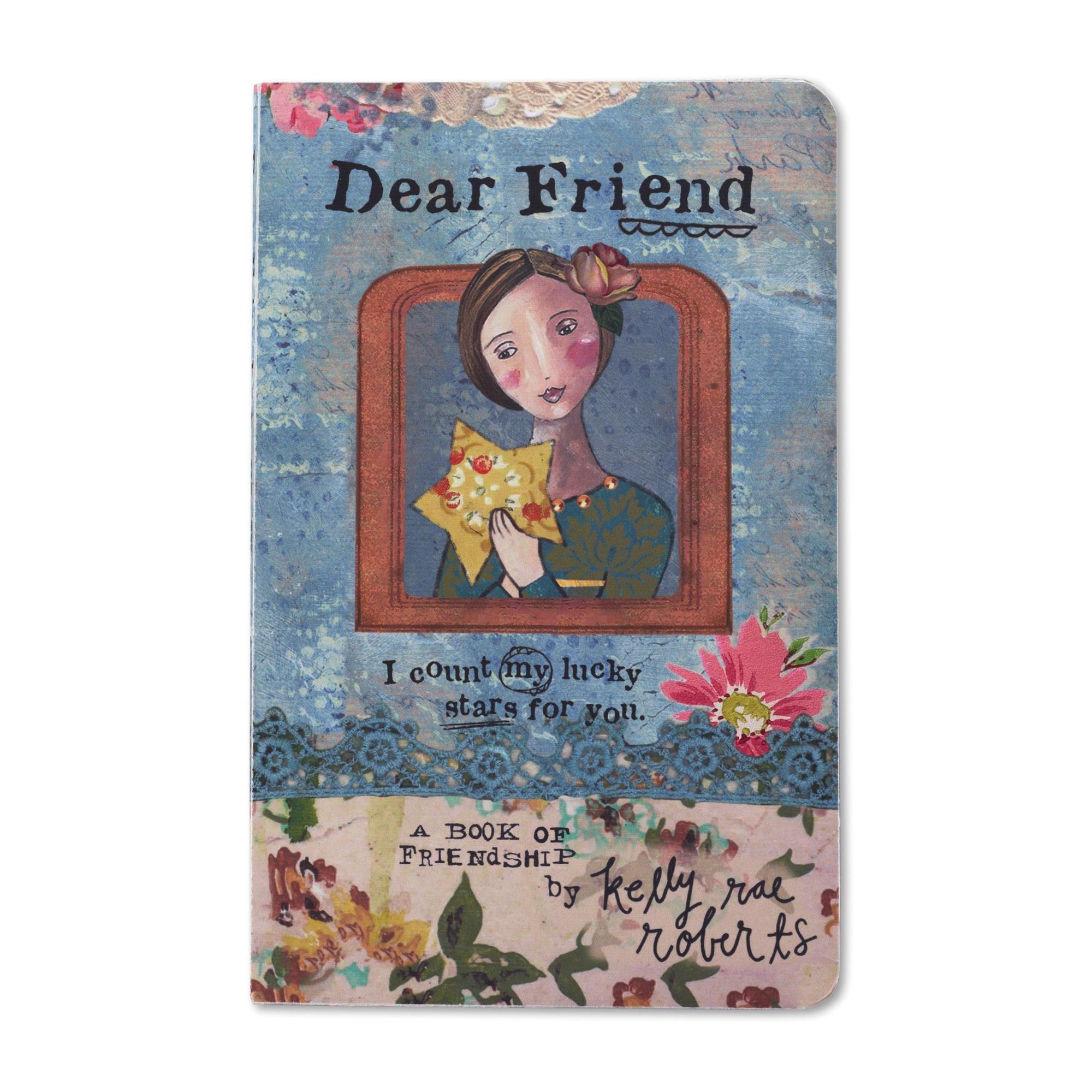 DEMDACO Dear Friend Gift Book