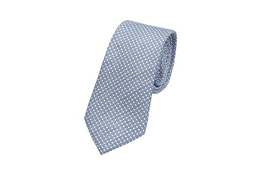 Notch Corbata - Cuadros - para hombre Azul azul Talla única ...