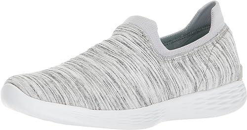 Skechers Women's You Zen Sneaker, White