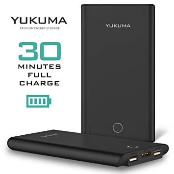 Yukuma Banco de Energía - La Recarga Más Rápida del Mundo ...