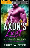 Axon's Lust (Cosmic Warriors Book 2)