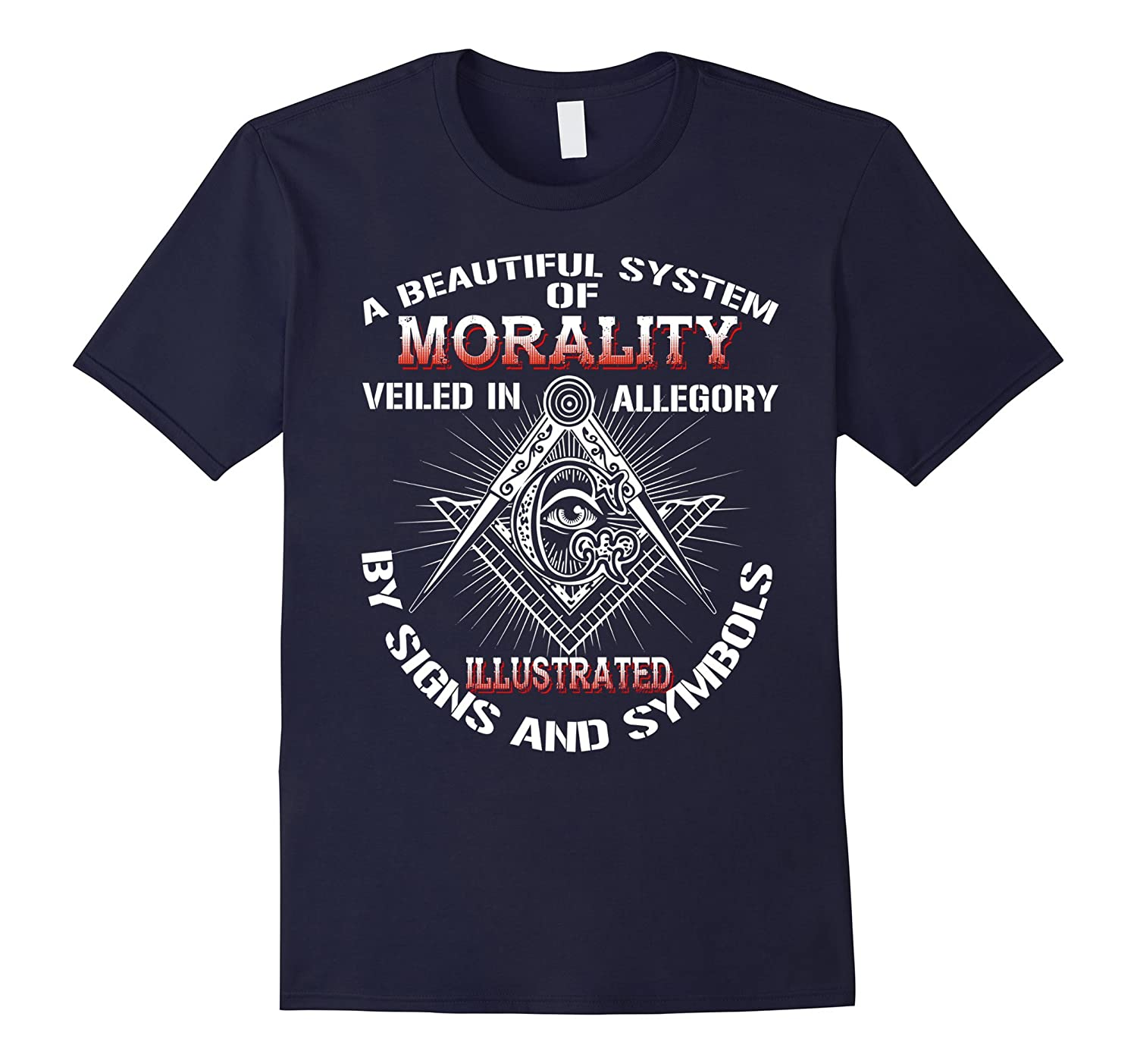 A Beautiful System Of Morality Veiled in Allegory-BN