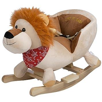 BabyGo Rocker Animal à bascule Lion - Balanç