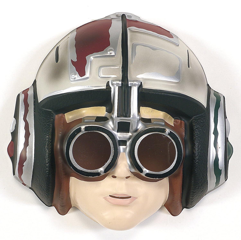 Rubies Lucas Films Star Wars Episode 1 Anakin Skywalker Podracer PVC Child Costume Mask