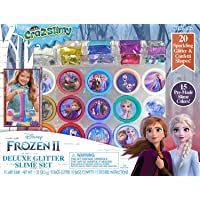 Disney Frozen 2 Pre-Made Slime Extravaganza by Cra-Z-Art