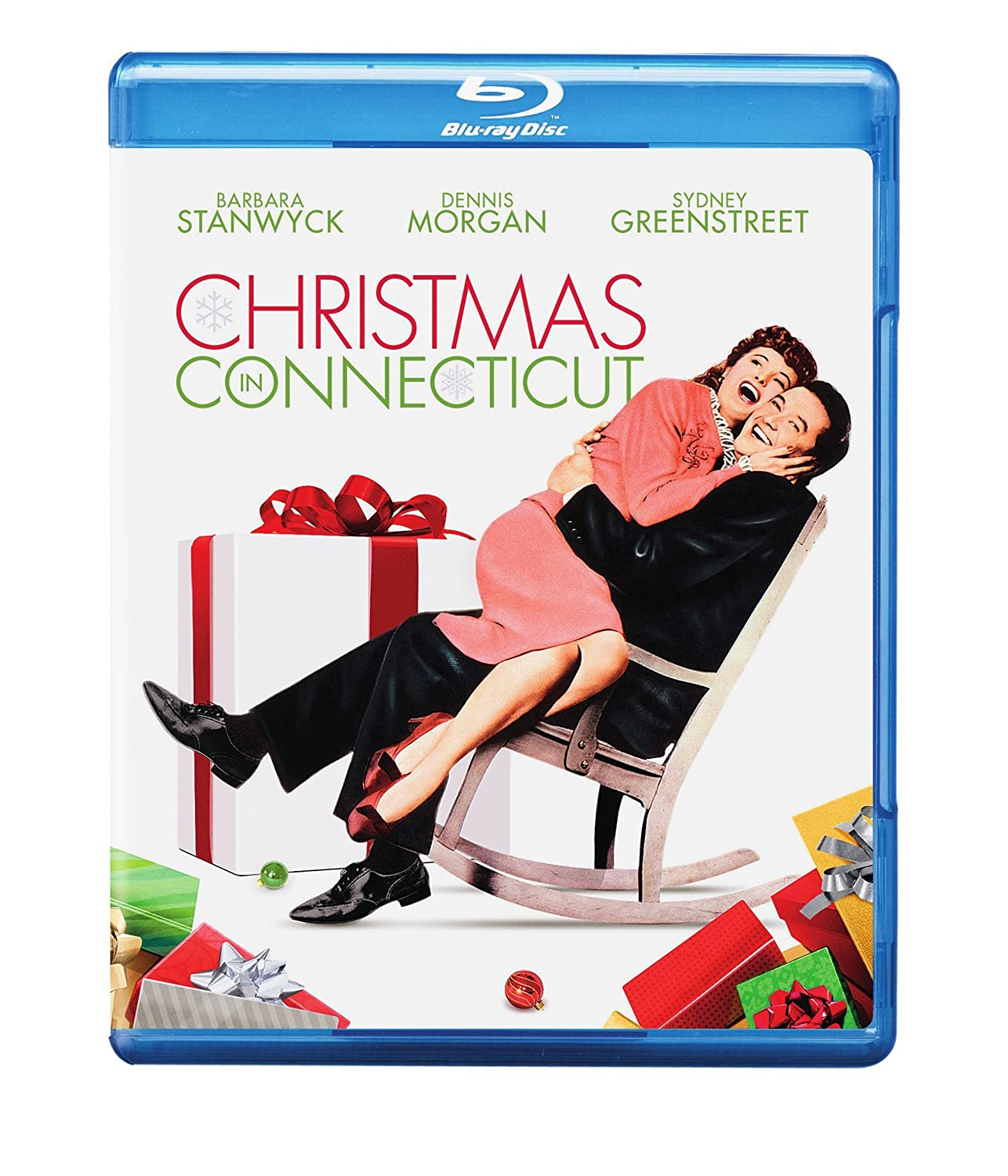 Christmas in Connecticut (BD) [Blu-ray]
