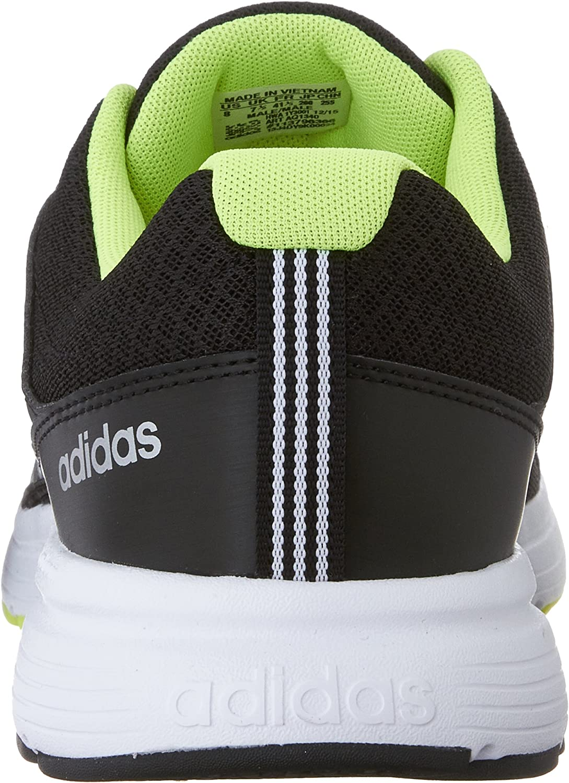 Amazon.com | adidas Men's Cloudfoam VS City, Black/Silver/Yellow ...