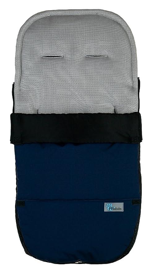 Altabebe AL2400SX - 07 - Saco de abrigo para carrito, color ...