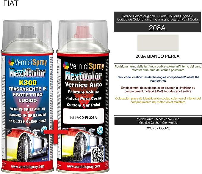 Migliori 7 Vernici auto spray