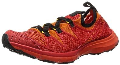 ee60459b9af6 Salomon Crossamphibian Walking Sandals - SS16 Orange  Amazon.co.uk ...