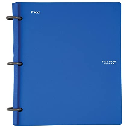amazon com five star flex hybrid notebinder 1 inch binder