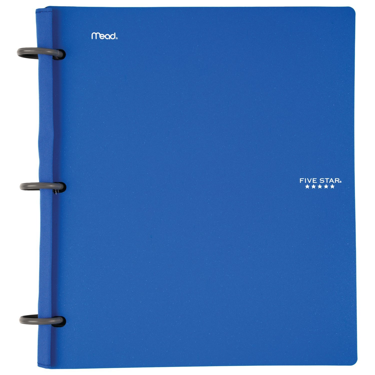 Five Star Flex Hybrid NoteBinder, 1 Inch Binder, Notebook and Binder All-in-One, Blue (72011) by Mead (Image #11)