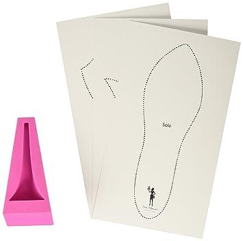 NY Kuchen Stiletto High Heel Kit, Pink: Amazon.de: Küche & Haushalt
