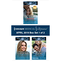 Harlequin Medical Romance April 2019 - Box Set 1 of 2