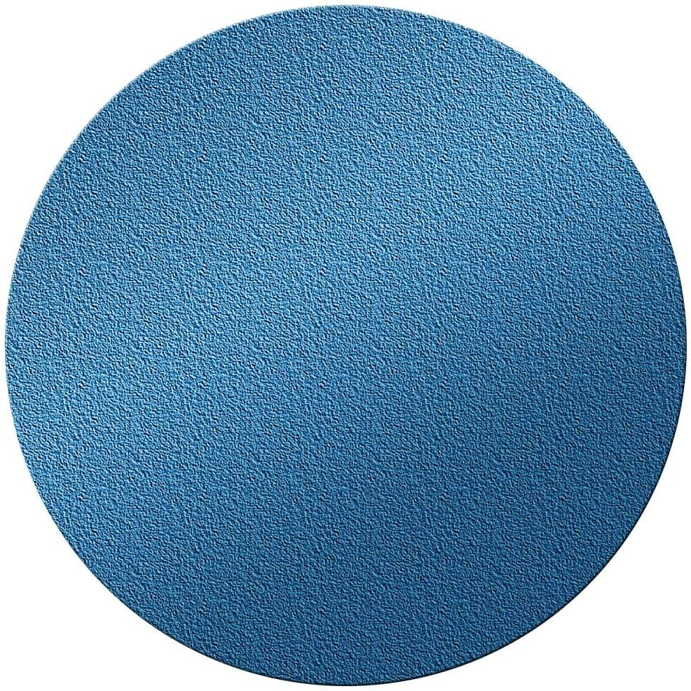 "A&H Abrasives 949657, 5-pack,""abrasives, Sanding Discs, Zirconia Alumina, (y-weight),"", 9"" PSA Zirconia 60 Grit Cloth Sander Disc"