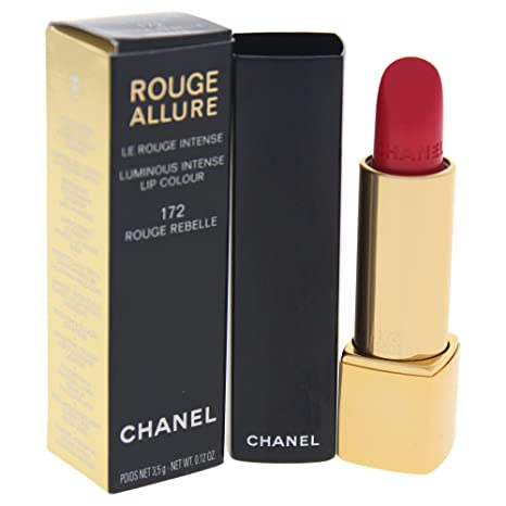 Amazon.com: Chanel Rouge Allure Barra de labios Color ...