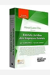 """Estatuto Jurídico das Empresas Estatais. Lei 13.303/2016. """"Lei das Estatais"""" Capa comum"""