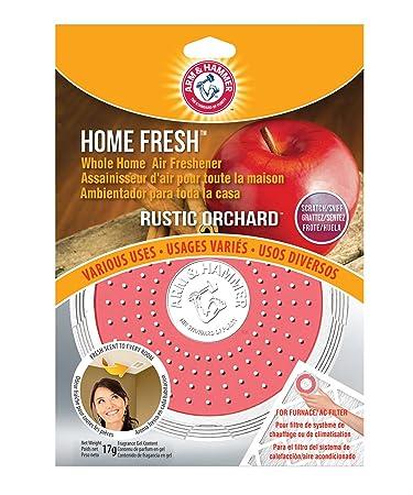 .com: arm & hammer afhf1001 home fresh air filter scent ...