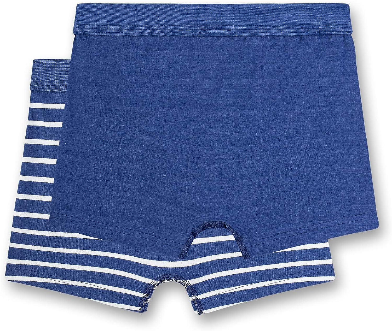 Sanetta Jungen Doppelpack Shorts